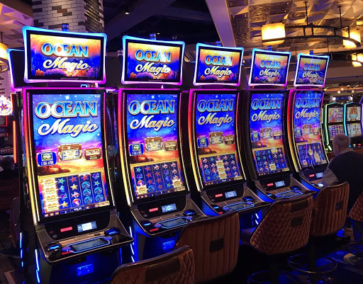 Slot machine games